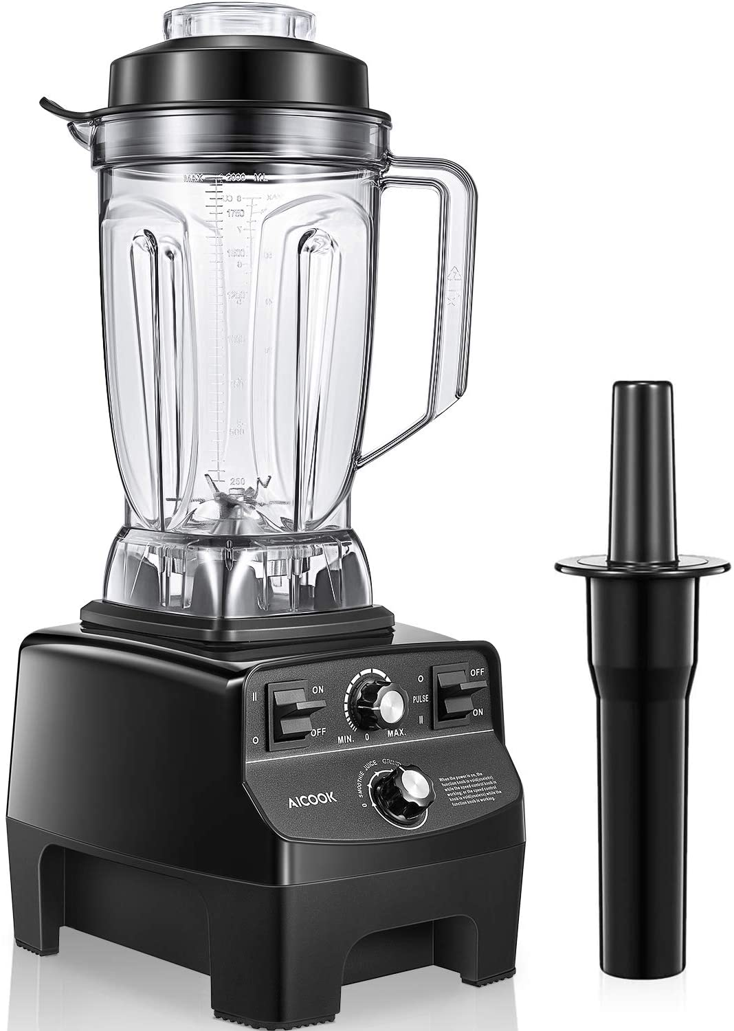 Alcook Professional Blender for Grinding Rice